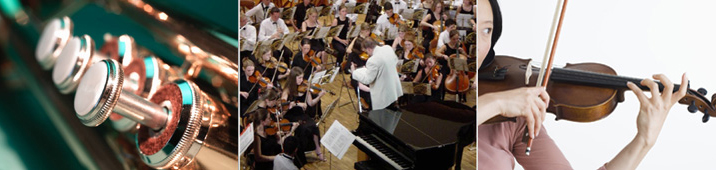 The Nottingham Youth Orchestra